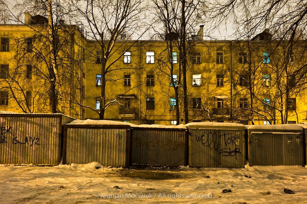 Moscow - Pervomaiskaya