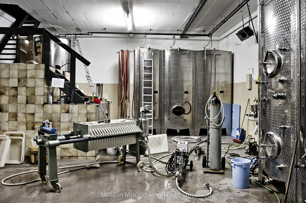 Karl May winery, Rheinhessen, Germany