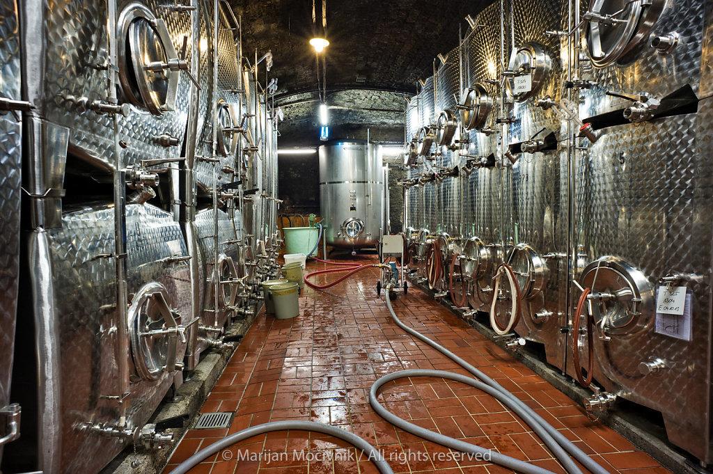 Von Wining Winery, Pfalz, Germany