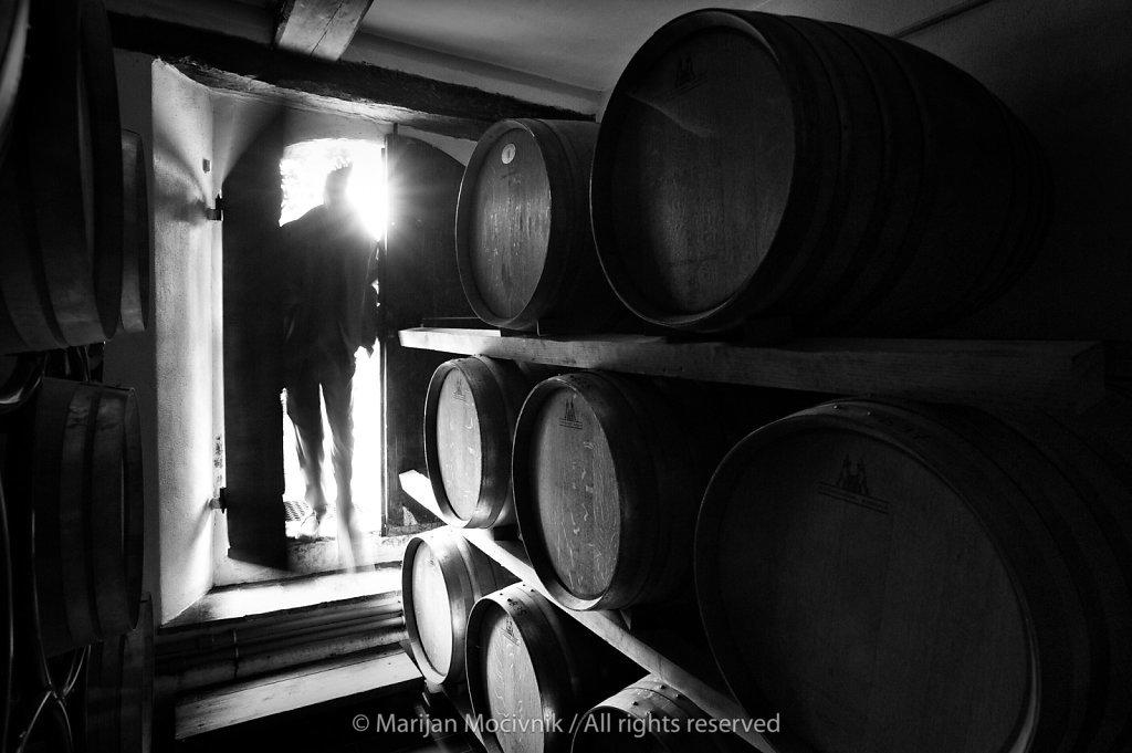 Luigi Fabbro, San Polino Winery, Montalcino, Tuscany, Italy