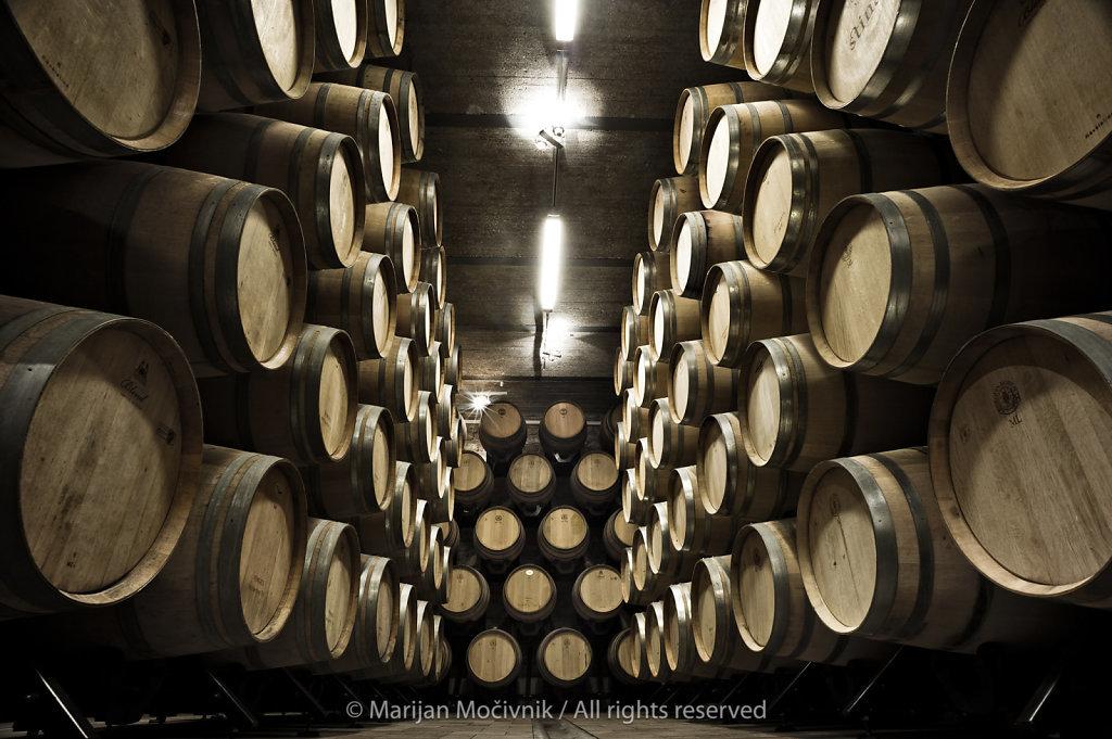 Jako Vino Winery, Island Brač, Dalmatia, Croatia