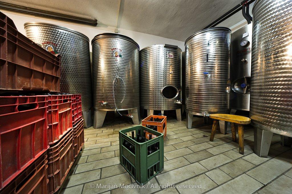 Štoka Winery, Kras (Karst), Slovenia