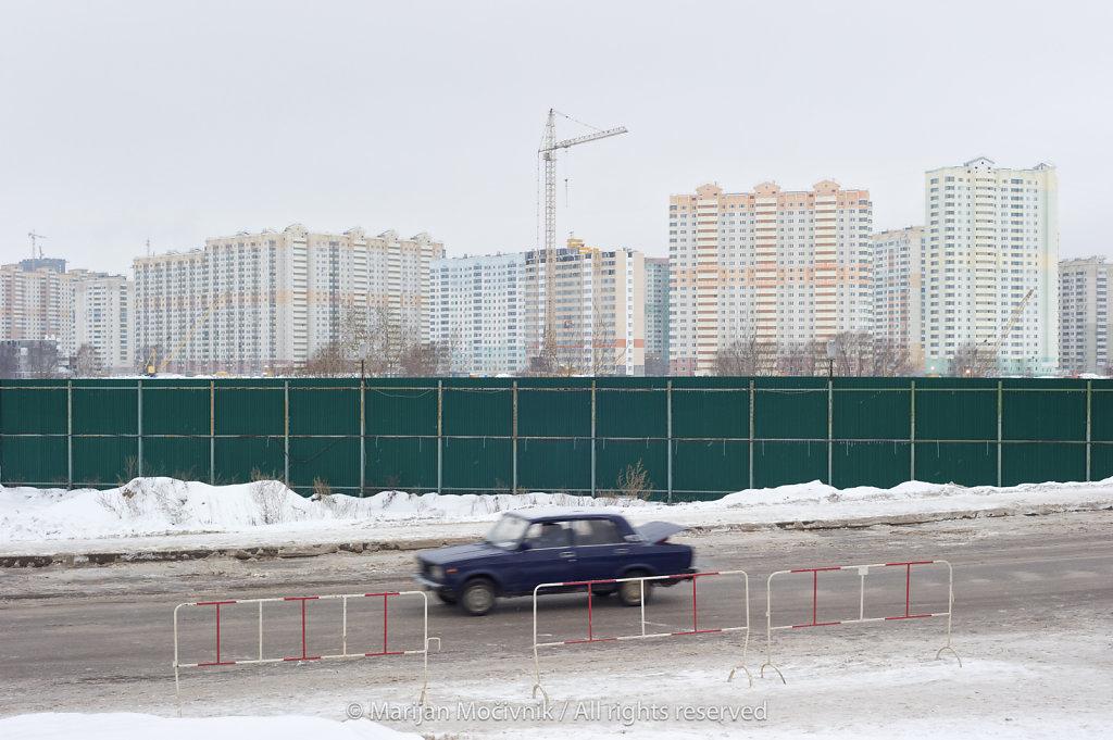 Moscow, Mjakinino