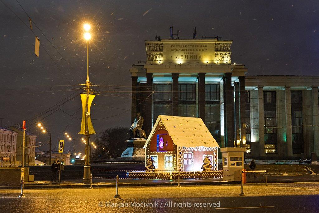 Moscow, Arbatskaya