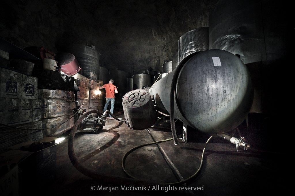 Wine Cellar - Island Hvar