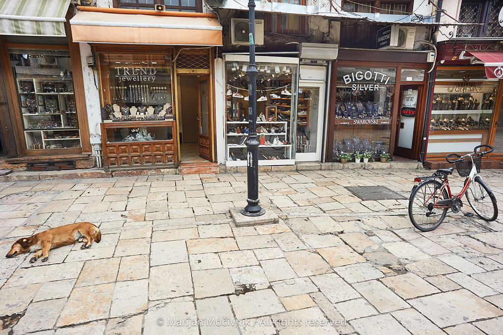 Old Bazaar, Skopje, North Macedonia